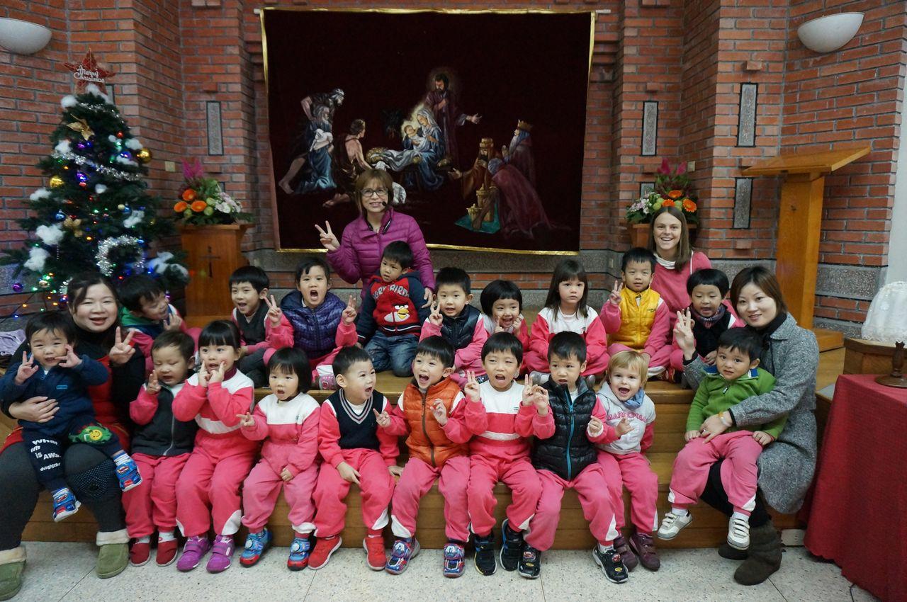 Kindergarten Weihnachten.Weihnachten Im Kindergarten Neues Von Der Insel